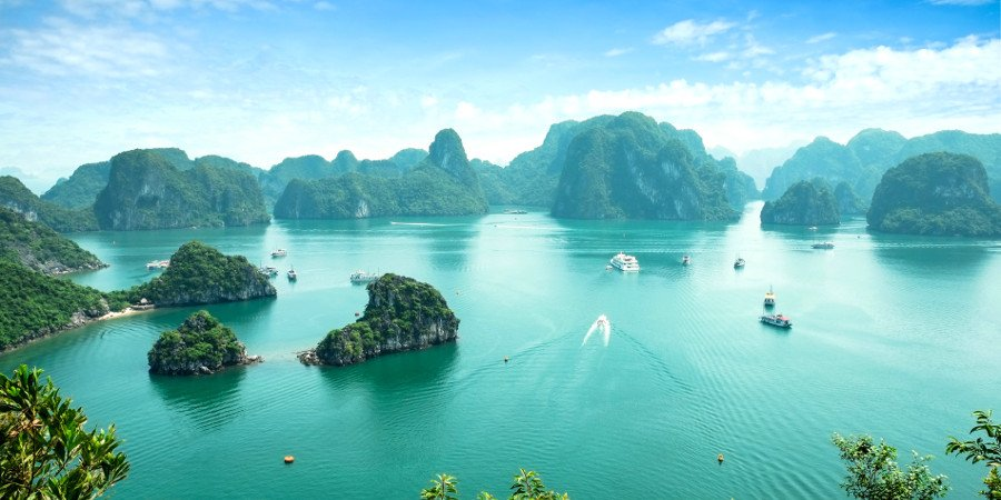 Vietnam: Halong Bay, sito Unesco